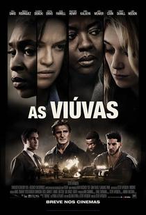 As Viúvas - Poster / Capa / Cartaz - Oficial 3