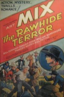 The Rawhide Terror - Poster / Capa / Cartaz - Oficial 1