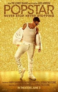 Popstar: Sem Parar, Sem Limites - Poster / Capa / Cartaz - Oficial 1