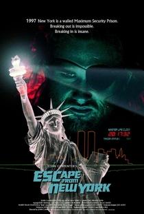 Fuga de Nova York - Poster / Capa / Cartaz - Oficial 9