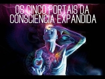 Os cinco portais da consciência expandida - Poster / Capa / Cartaz - Oficial 1