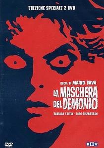 A Máscara de Satã - Poster / Capa / Cartaz - Oficial 8