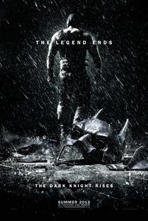 Batman: O Cavaleiro das Trevas Ressurge - Poster / Capa / Cartaz - Oficial 2