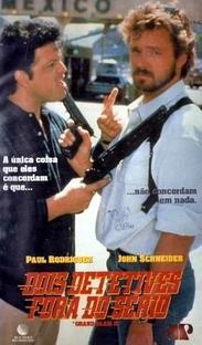 Dois Detetives Fora do Sério - Poster / Capa / Cartaz - Oficial 1