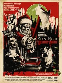 Natal Sangrento - Poster / Capa / Cartaz - Oficial 5