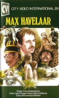 Max Havelaar  - Poster / Capa / Cartaz - Oficial 1