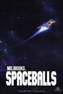 S.O.S. - Tem um Louco Solto no Espaço - Poster / Capa / Cartaz - Oficial 7