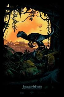 Jurassic World - O Mundo dos Dinossauros - Poster / Capa / Cartaz - Oficial 5