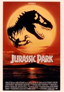 Jurassic Park - O Parque dos Dinossauros - Poster / Capa / Cartaz - Oficial 5