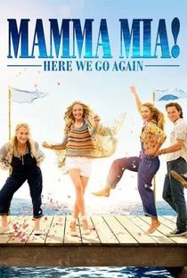 Mamma Mia! Lá Vamos Nós de Novo - Poster / Capa / Cartaz - Oficial 8