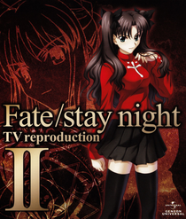 Fate/Stay Night TV Reproduction - Poster / Capa / Cartaz - Oficial 1