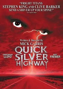 A Maldição de Quicksilver - Poster / Capa / Cartaz - Oficial 1