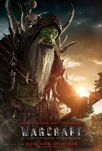 Warcraft: O Primeiro Encontro de Dois Mundos - Poster / Capa / Cartaz - Oficial 17