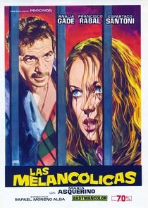 Las Melancólicas - Poster / Capa / Cartaz - Oficial 1