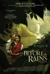 Before the Rains - Poster / Capa / Cartaz - Oficial 1