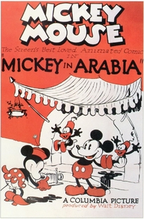 Mickey in Arabia - Poster / Capa / Cartaz - Oficial 1