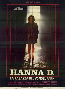 Hanna D: A Boneca Perversa - Poster / Capa / Cartaz - Oficial 4