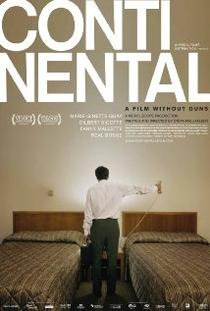 Continental, un film sans fusil - Poster / Capa / Cartaz - Oficial 1