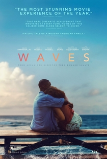 Waves - Poster / Capa / Cartaz - Oficial 2