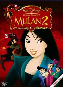 Mulan 2 - A Lenda Continua - Poster / Capa / Cartaz - Oficial 3
