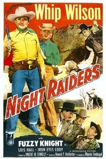 Night Raiders - Poster / Capa / Cartaz - Oficial 1