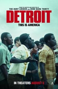 Detroit em Rebelião - Poster / Capa / Cartaz - Oficial 4