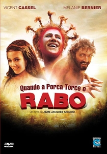 Quando A Porca Torce O Rabo - Poster / Capa / Cartaz - Oficial 1