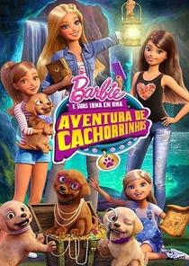 Barbie e Suas Irmãs em Uma Aventura de Cachorrinhos - Poster / Capa / Cartaz - Oficial 2