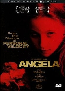 Angela - Nas Asas da Imaginação - Poster / Capa / Cartaz - Oficial 3