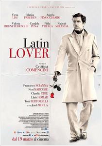 Latin Lover - Poster / Capa / Cartaz - Oficial 1