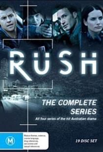 Rush - Poster / Capa / Cartaz - Oficial 1