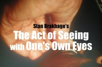 The Act of Seeing With One's Own Eyes - Poster / Capa / Cartaz - Oficial 2