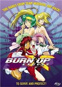 Burn Up Excess - Poster / Capa / Cartaz - Oficial 3