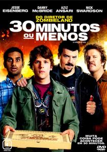 30 Minutos ou Menos - Poster / Capa / Cartaz - Oficial 6