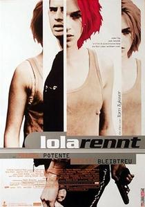 Corra, Lola, Corra - Poster / Capa / Cartaz - Oficial 2