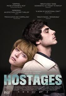 Hostages - Poster / Capa / Cartaz - Oficial 5