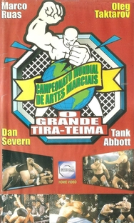 Campeonato Mundial de Artes Marciais - O Grande Tira Teima - Poster / Capa / Cartaz - Oficial 1