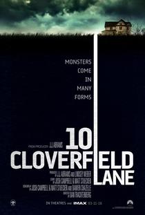 Rua Cloverfield, 10 - Poster / Capa / Cartaz - Oficial 1