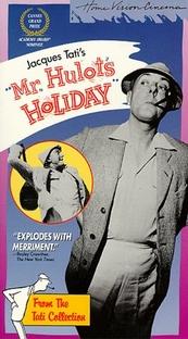 As Férias do Sr. Hulot - Poster / Capa / Cartaz - Oficial 14