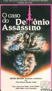 O Caso do Demônio Assassino - Poster / Capa / Cartaz - Oficial 2