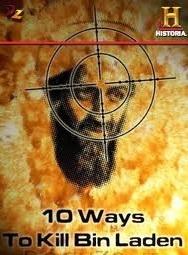 10 Maneiras de Matar Osama Bin Laden - Poster / Capa / Cartaz - Oficial 1