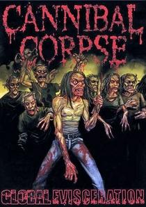 Cannibal Corpse - Global Evisceration - Poster / Capa / Cartaz - Oficial 1