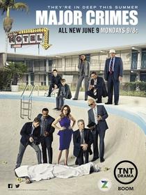 Crimes Graves (3ª Temporada) - Poster / Capa / Cartaz - Oficial 2