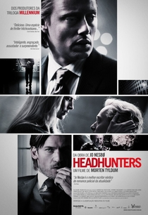 Headhunters - Poster / Capa / Cartaz - Oficial 3