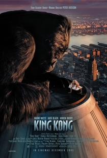 King Kong - Poster / Capa / Cartaz - Oficial 3