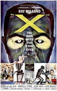 O Homem dos Olhos de Raio-X - Poster / Capa / Cartaz - Oficial 3