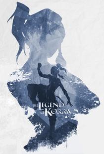 A Lenda de Korra (1ª Temporada) - Poster / Capa / Cartaz - Oficial 2