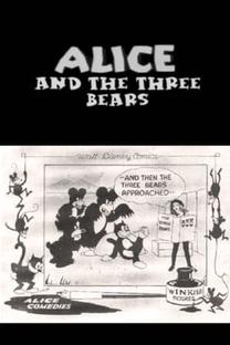 Alice e Os Três Ursos - Poster / Capa / Cartaz - Oficial 1