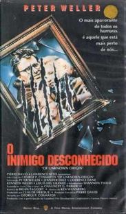 O Inimigo Desconhecido - Poster / Capa / Cartaz - Oficial 3