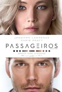 Passageiros - Poster / Capa / Cartaz - Oficial 9